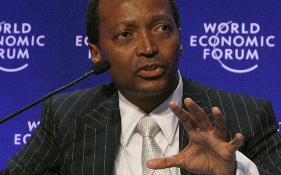 Top Empowerment Leader – Patrice Motsepe
