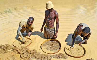 Resourceful reinforcement: transformation in the mining industry