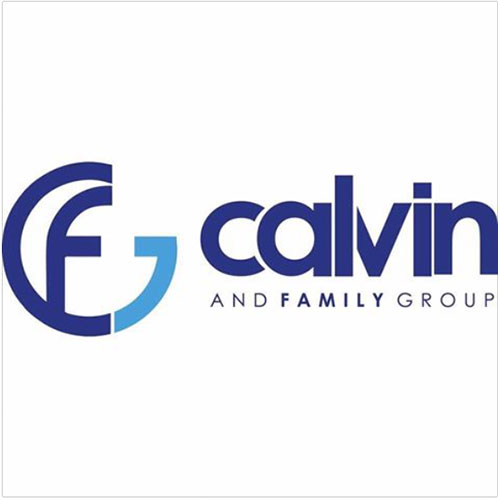 Calvin and Family Group