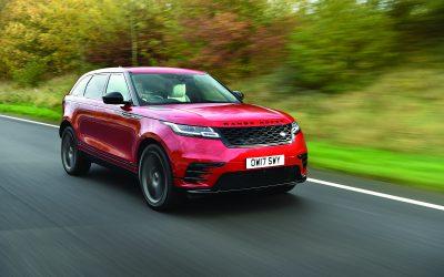 Land Rover's Range Rover Velar