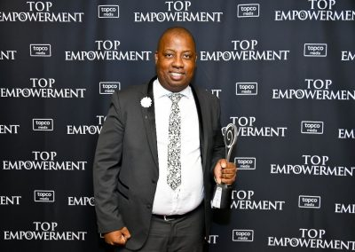 Top Empowerment Awards - Award winners_Banner wall-1