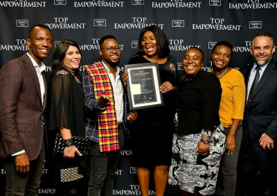 Top Empowerment Awards - Award winners_Banner wall-12