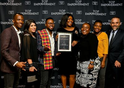 Top Empowerment Awards - Award winners_Banner wall-13