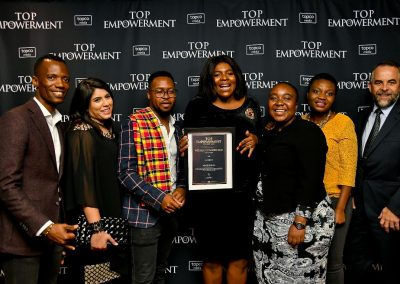 Top Empowerment Awards - Award winners_Banner wall-14