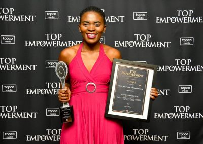Top Empowerment Awards - Award winners_Banner wall-18