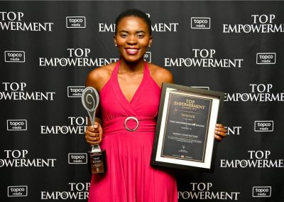 Top Empowerment Awards - Award winners_Banner wall-19