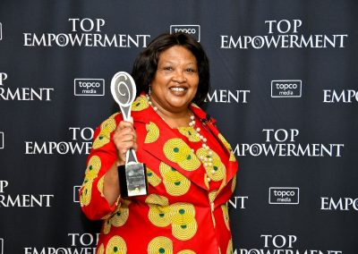 Top Empowerment Awards - Award winners_Banner wall-2