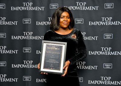 Top Empowerment Awards - Award winners_Banner wall-20