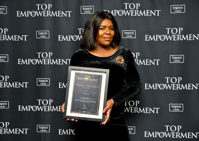 Top Empowerment Awards - Award winners_Banner wall-22