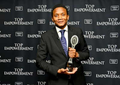 Top Empowerment Awards - Award winners_Banner wall-27