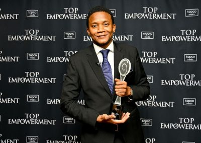 Top Empowerment Awards - Award winners_Banner wall-28