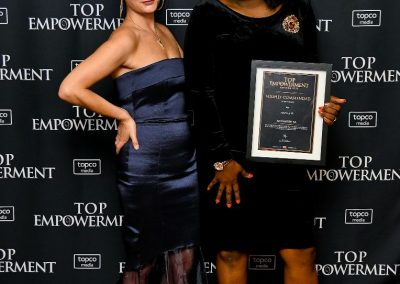 Top Empowerment Awards - Award winners_Banner wall-30