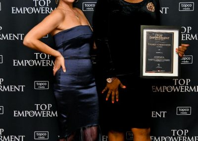 Top Empowerment Awards - Award winners_Banner wall-31