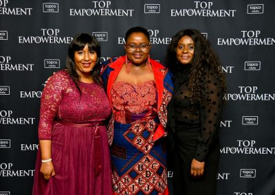 Top Empowerment Awards - Award winners_Banner wall-34