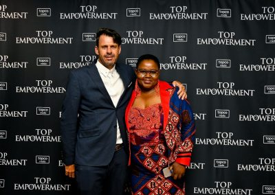 Top Empowerment Awards - Award winners_Banner wall-35