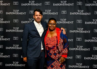 Top Empowerment Awards - Award winners_Banner wall-36