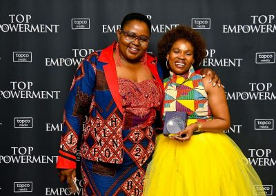 Top Empowerment Awards - Award winners_Banner wall-37