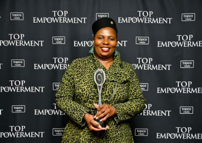 Top Empowerment Awards - Award winners_Banner wall-39