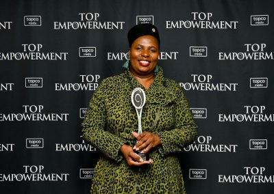 Top Empowerment Awards - Award winners_Banner wall-40