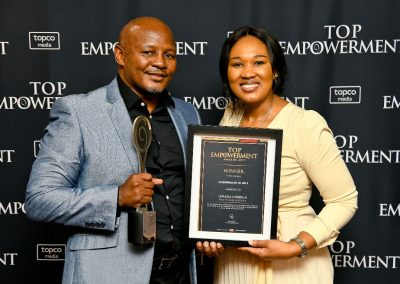 Top Empowerment Awards - Award winners_Banner wall-41