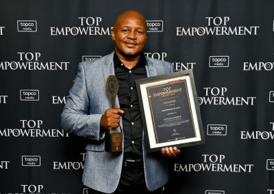 Top Empowerment Awards - Award winners_Banner wall-42