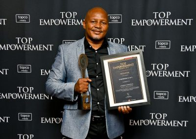 Top Empowerment Awards - Award winners_Banner wall-43