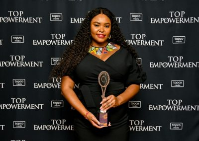 Top Empowerment Awards - Award winners_Banner wall-45