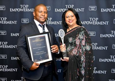Top Empowerment Awards - Award winners_Banner wall-5