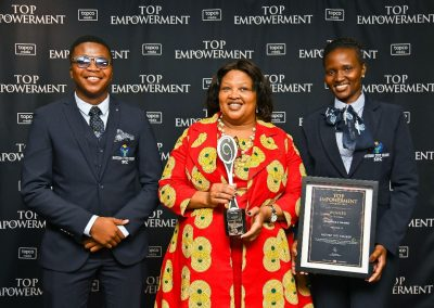 Top Empowerment Awards - Award winners_Banner wall-54