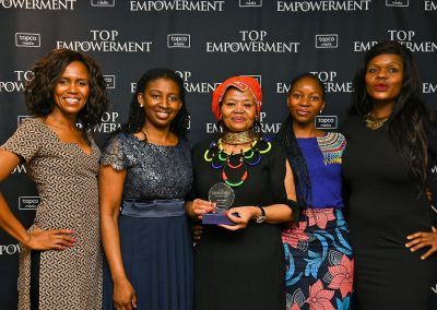 Top Empowerment Awards - Award winners_Banner wall-55