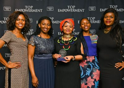 Top Empowerment Awards - Award winners_Banner wall-56
