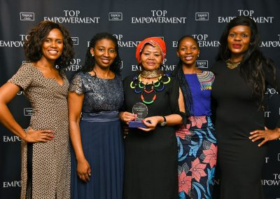Top Empowerment Awards - Award winners_Banner wall-57