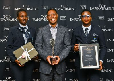 Top Empowerment Awards - Award winners_Banner wall-58