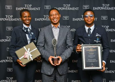 Top Empowerment Awards - Award winners_Banner wall-59