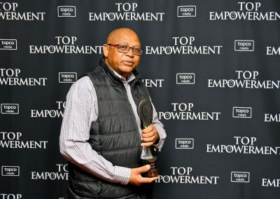 Top Empowerment Awards - Award winners_Banner wall-6