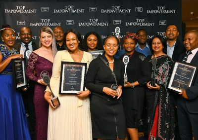 Top Empowerment Awards - Award winners_Banner wall-61