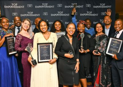 Top Empowerment Awards - Award winners_Banner wall-62