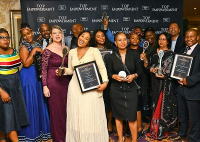 Top Empowerment Awards - Award winners_Banner wall-63