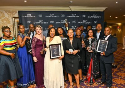 Top Empowerment Awards - Award winners_Banner wall-64