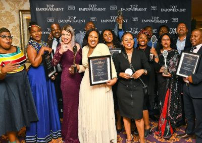 Top Empowerment Awards - Award winners_Banner wall-65