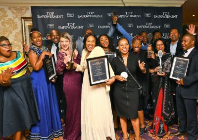 Top Empowerment Awards - Award winners_Banner wall-66