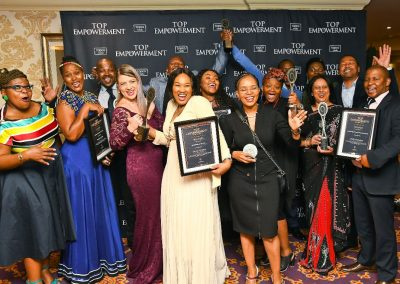 Top Empowerment Awards - Award winners_Banner wall-67