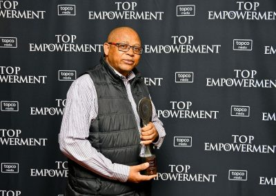 Top Empowerment Awards - Award winners_Banner wall-7