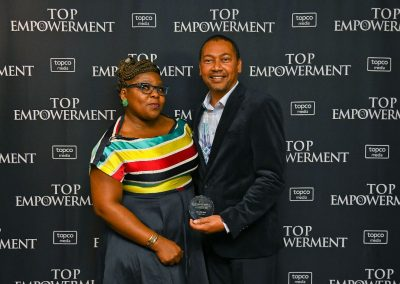 Top Empowerment Awards - Award winners_Banner wall-70