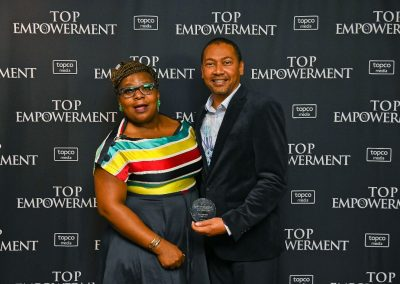 Top Empowerment Awards - Award winners_Banner wall-71