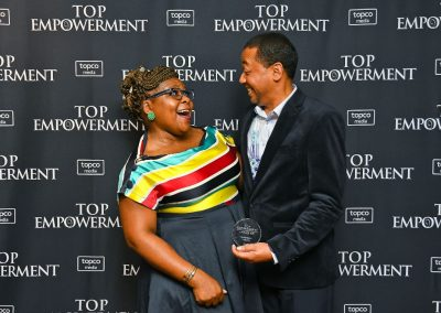 Top Empowerment Awards - Award winners_Banner wall-72
