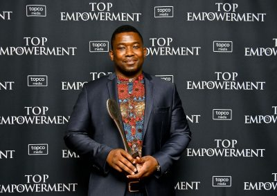 Top Empowerment Awards - Award winners_Banner wall-8