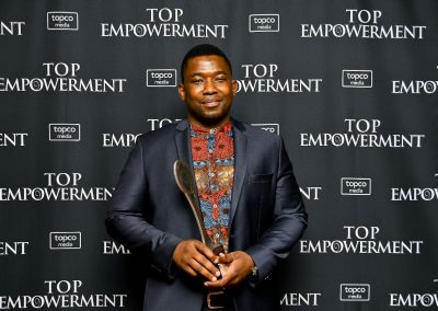 Top Empowerment Awards - Award winners_Banner wall-9
