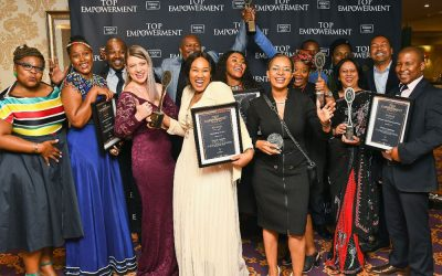 Join the community of South Africa's Top Empowered companies
